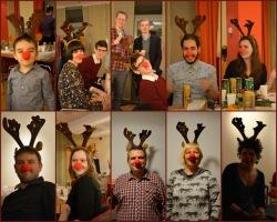 Danish Christmas dinner at Medicolink