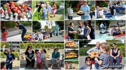 Medicolink social event, traditional Easter celebration