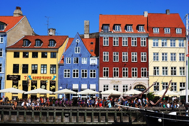 copenhagen, denmark is the best place for women to live in regarding gender equality, income equality and social safety