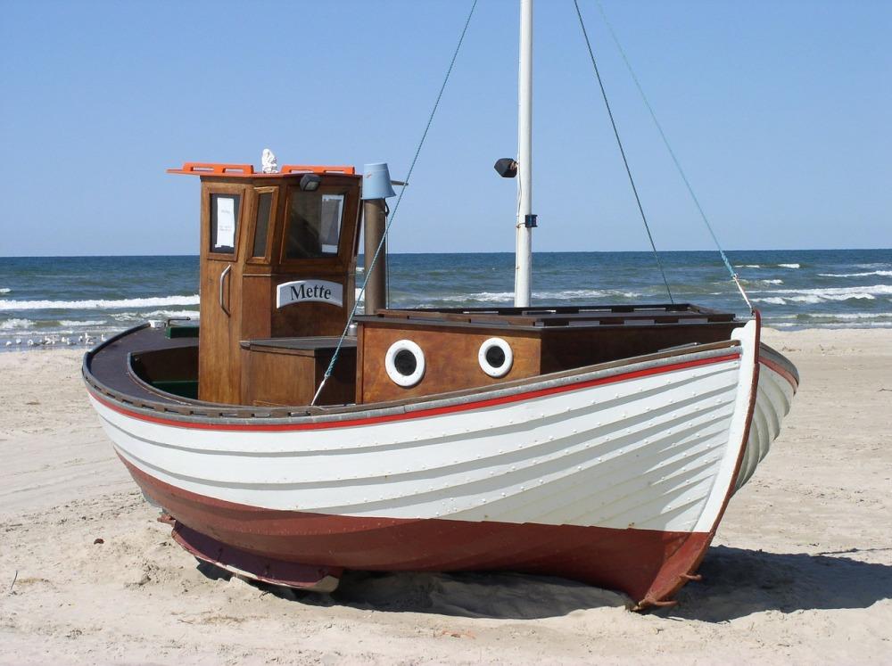 Denmark - sea, nature, climate