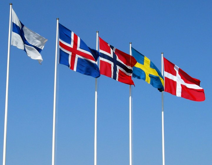 Scandinavian welfare model
