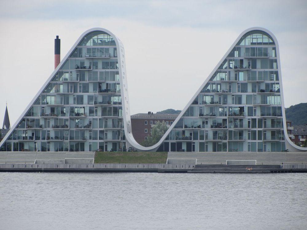 Denmark is the best place for business, Bølgen in Vejle in Denmark