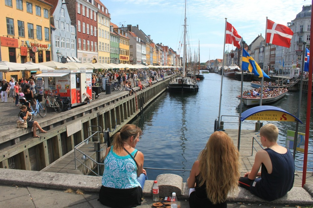 development in denmark, the fourth best country to live in