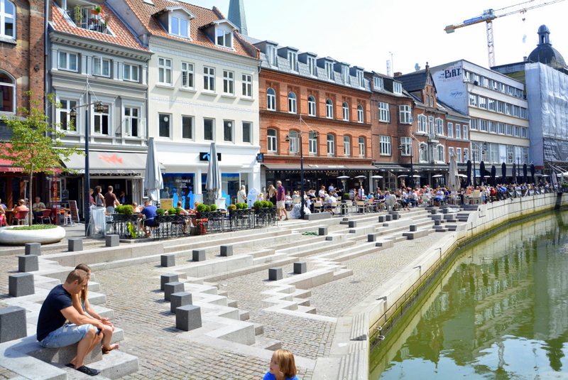 social security and benefits in Denmark